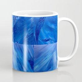 blues en tous sens / square blues Coffee Mug