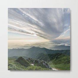 Fukushima Nature Landscape Metal Print