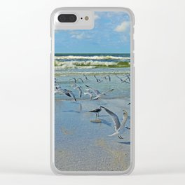 Time for Me to Fly Clear iPhone Case