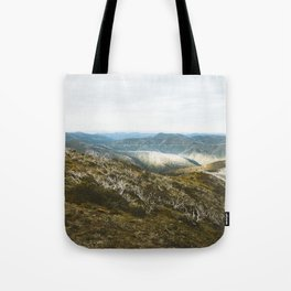 Early Morning at Danny's Lookout II Tote Bag