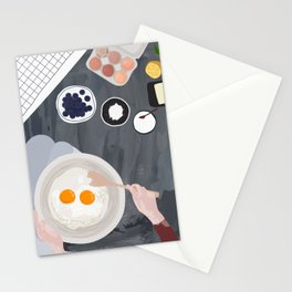 Today, we'll bake  Stationery Cards