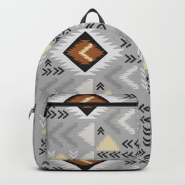 Cozy cabin decor Backpack