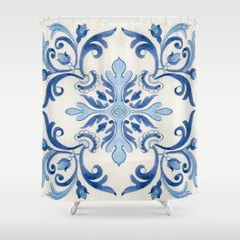 Francisca Shower Curtain