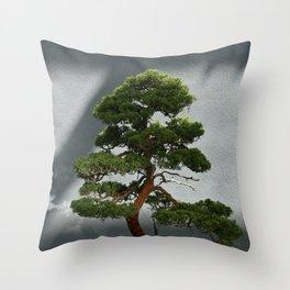 Trees #5 Throw Pillow