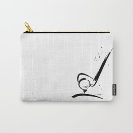 Golf Club by Kathy Morton Stanion Carry-All Pouch