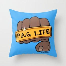 Pag Life Throw Pillow