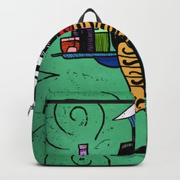 Absinthe Backpack