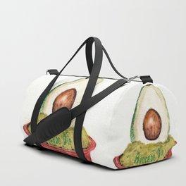 Avocado Dip Duffle Bag