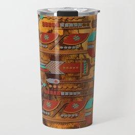 Mohave Native American Art Travel Mug