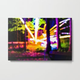 Energy One Metal Print