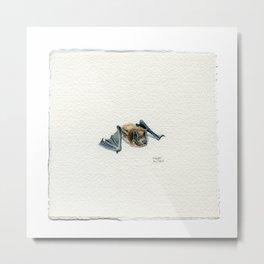 A Tiny Bat - Drawing #30 Metal Print