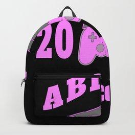 Abitur 2020 Abi graduation examination extra Backpack