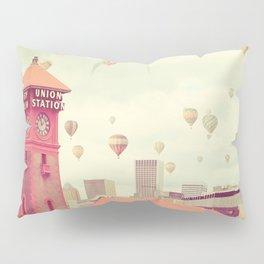 Portland Oregon Pillow Sham