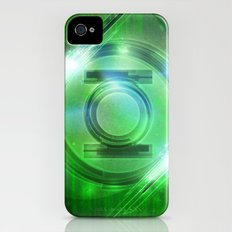 Green Lantern Slim Case iPhone (4, 4s)