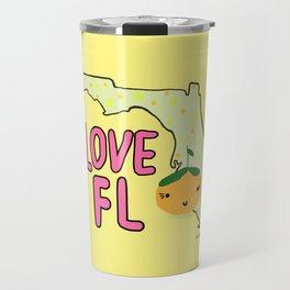 Love, Florida Travel Mug