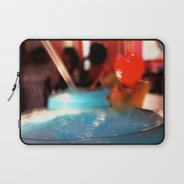 Blue Red Cereza Laptop Sleeve