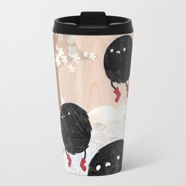 Mr. Furry Pants Travel Mug