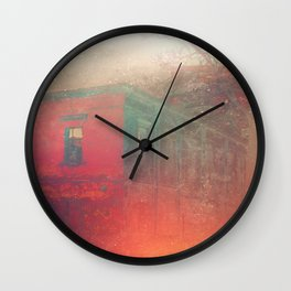 Hollowed Relic Wall Clock
