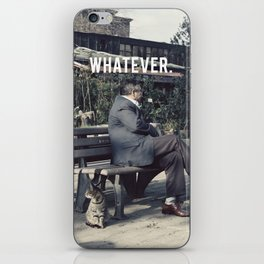 WHATEVER iPhone Skin