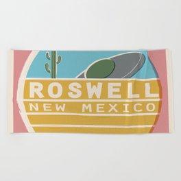 Roswell Beach Towel