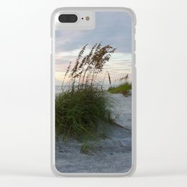 Heaven Clear iPhone Case