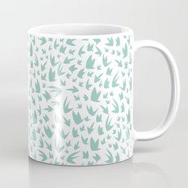 Duck Egg Flying Birds Coffee Mug