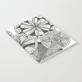 Wheels of Life Notebook
