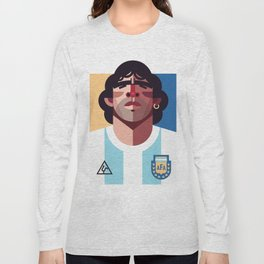 DM10 | La Albiceleste Long Sleeve T-shirt