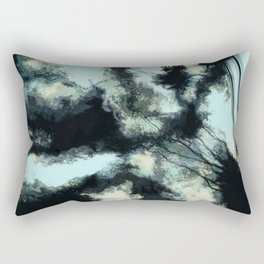 Tethered sky Rectangular Pillow