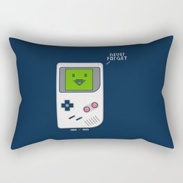 1989-1999 Rectangular Pillow