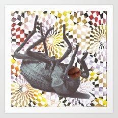 Buggys Art Print