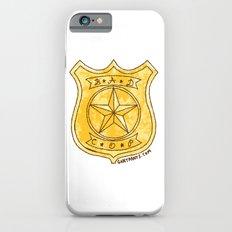 Bad Cop Slim Case iPhone 6s