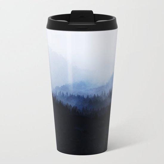 Woods 5  Metal Travel Mug