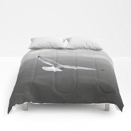 Flying Bird Comforters