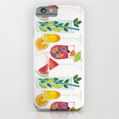 Summer Cocktails iPhone 6s Slim Case