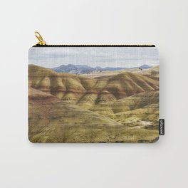 Time in Layers Carry-All Pouch