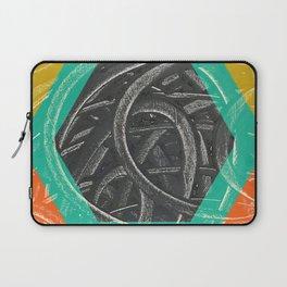 Junction - color hexagon Laptop Sleeve