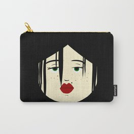 gothic girrrl Carry-All Pouch