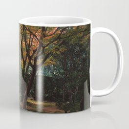 Early Autumn Trees Coffee Mug