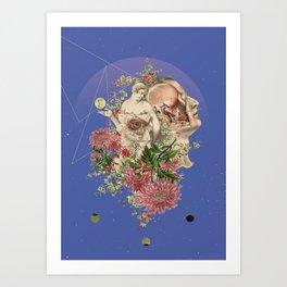 SUMMER IN YOUR SKIN 04 Art Print