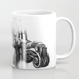king Riddick B&W Coffee Mug