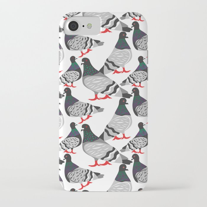 pigeon power iphone case