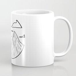 Paysage rond 1 Coffee Mug