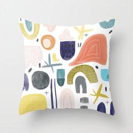 Good dream Throw Pillow