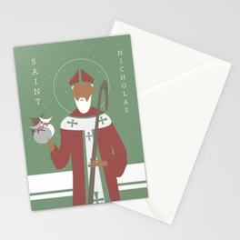 St. Nicholas Icon Stationery Cards
