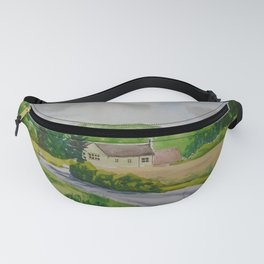 Plein air early June Fanny Pack