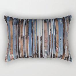 Ed London London Rectangular Pillow