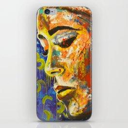 Never Again iPhone Skin