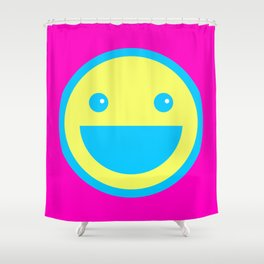 Acid House Shower Curtain