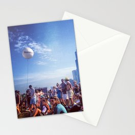 Music Festival Stationery Cards